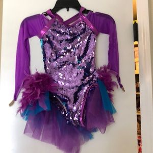 Youth Dance Costume